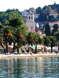 Cavtat Riva 3 Royalty Free Stock Photo