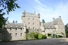 Cawdor Castle στοκ εικόνα