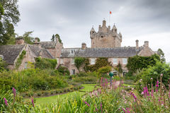 Cawdor Castle Royalty Free Stock Photography