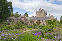 Cawdor Castle and gardens Stock Images