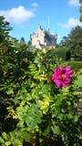 Cawdor-Schloss, Schottland stockfotografie
