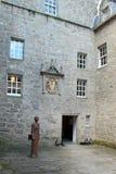 Cawdorkasteel, Schotland Royalty-vrije Stock Afbeeldingen