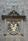 Cawdorkasteel, Schotland Stock Foto