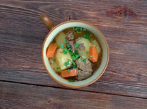 Cawl - Welsh dish. Stock Images