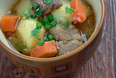 Cawl - Welsh dish. Stock Image