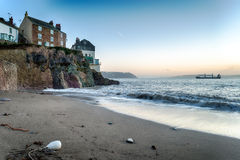 Cawsand Beach Royalty Free Stock Image