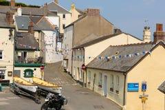 Cawsand Cornwall Engeland het Verenigd Koninkrijk Stock Afbeeldingen
