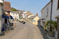 Cawsand Cornwall England Vereinigtes Königreich Stockfotografie
