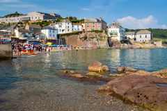 Cawsand Cornwall Royalty Free Stock Photography