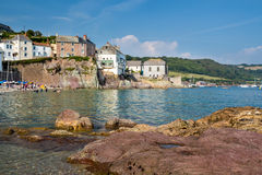 Cawsand Cornwall Stock Photo