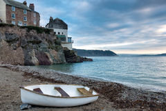 Cawsand in Cornwall Stock Photography