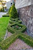 caxias ogródek uprawiają geometrycznego sul Obraz Royalty Free