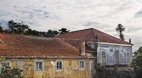 Caxias Royal Palace Ι στοκ εικόνες με δικαίωμα ελεύθερης χρήσης