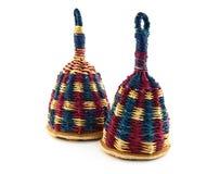 Caxixi, instrument de percussion Afro-Brésilien image stock