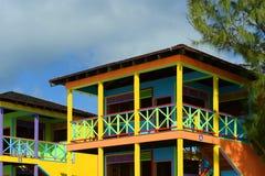 Cay полумесяца, Багамские острова Стоковая Фотография