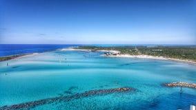 Cay Castaway Стоковые Изображения