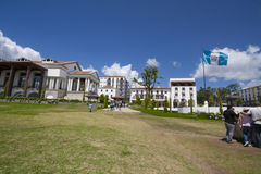 Cayala-Stadt Lizenzfreies Stockbild