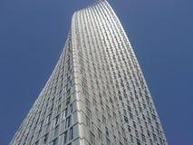 Cayan tower, dubai, uae,,, stock photos