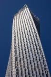 Cayan Tower sikt 2 Arkivbilder