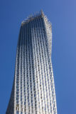Cayan Tower view Royalty Free Stock Photos