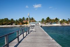 Caye Caulker, Belize Royalty Free Stock Image