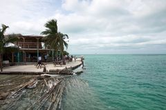 Caye Caulker, Belize Royalty Free Stock Images
