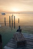 Caye Caulker, Belize Stock Image
