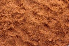 Cayenne pepper powder texture background pattern.  stock photos