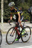 Cayetano Sarmiento of Colombia Team Stock Images