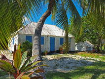 Cayman Islands House And Garden Stock Photo