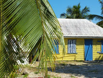 Cayman Islands Traditional Home stock photos