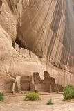 Caynon de Chelly, monument national Photo stock