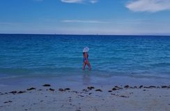 Cayo Coco, Cuba - stunning ocean views royalty free stock photos