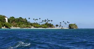 Cayo levantado island Stock Photography