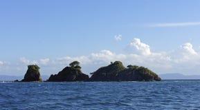 Cayo levantado island Royalty Free Stock Photography