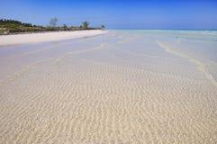 cayo plażowy coco zdjęcie stock