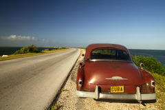 Cayo Santa Maria Causeway, Cuba Royalty Free Stock Photo
