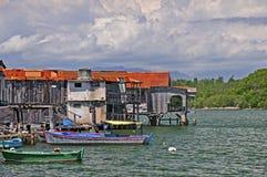 Cayo Smith, Santiago de Cuba fotografía de archivo libre de regalías