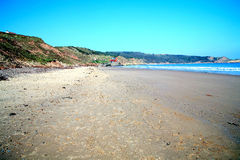 Cayton Bay, North Yorkshire. Stock Photography