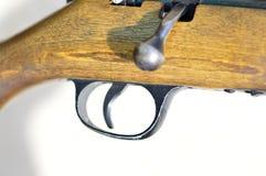 Caza de la escopeta del arma Imágenes de archivo libres de regalías