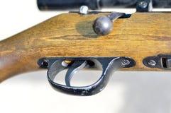 Caza de la escopeta del arma Fotos de archivo