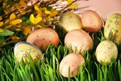 Caza de Pascua Imagenes de archivo