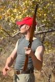 Caza del cazador Imagen de archivo