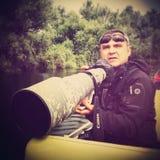 cazador Fotos de archivo