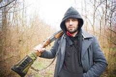 cazador Imagen de archivo