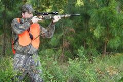 Cazador - caza - deportista Imagenes de archivo