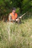 Cazador - caza - deportista Fotos de archivo
