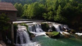 Cazin, la Bosnia e hercegovina immagini stock