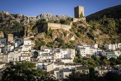Cazorla panoramiczny widok zdjęcia royalty free