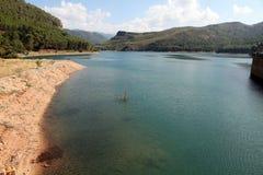 Cazorla and Segura sierra,nature reserve,Jaen,Spain Royalty Free Stock Images